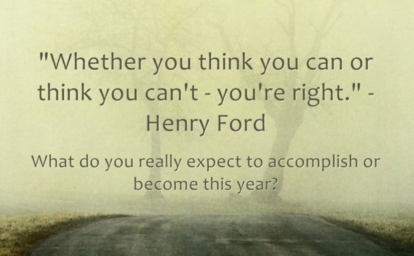 Henry Ford Quote Whether you think you can